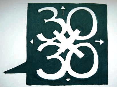 Salong 30 x 30 Väsby Konsthall